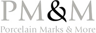Logo: Porcelain Marks & More