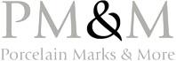 Logo: Porcelain Marks & More